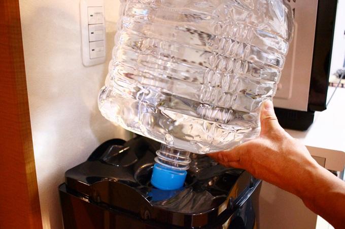 クリティア水の設置