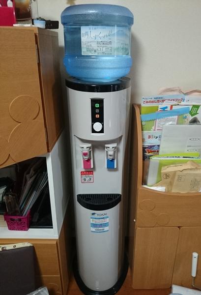 おいしい水の宅配便ウォーターサーバー