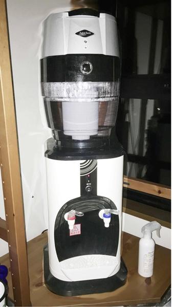 アクアバンクの水素水ウォーターサーバー